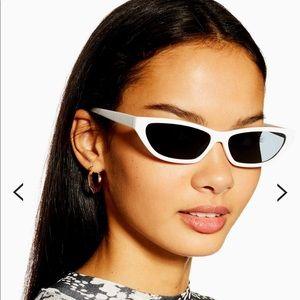 2 Pair of Sunglasses ZARA & TOP SHOP